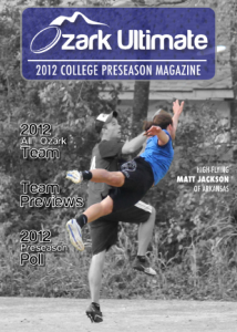 Ozark Ultimate Magazine Cover