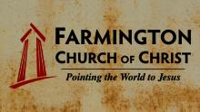 Farmington church of Christ Logo